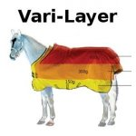 Horseware Vari Layer