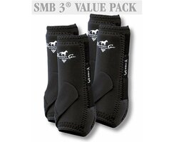 Professional Choice SMB 3 Gamaschen - Value Pack S Schwarz